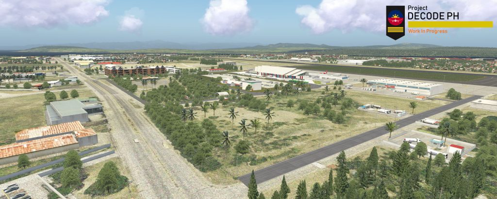 RPMD + Davao City Scenery for X-Plane 11 - CloudSurf Asia Simulations